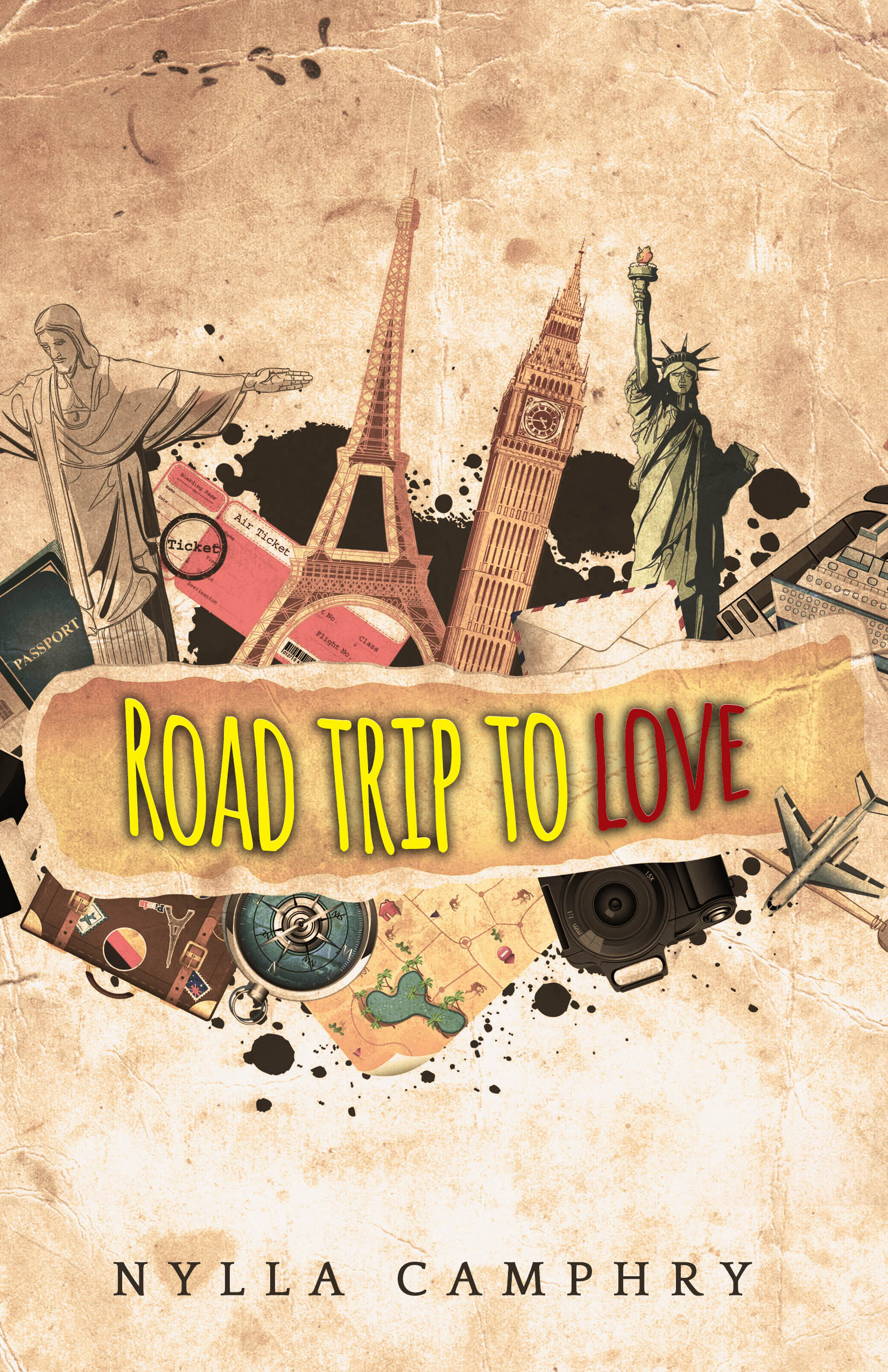 Road Trip to Love - Blvnp Incorporated